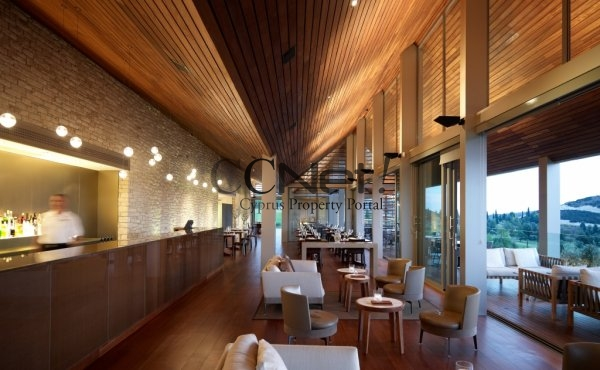 Clubhouse bar